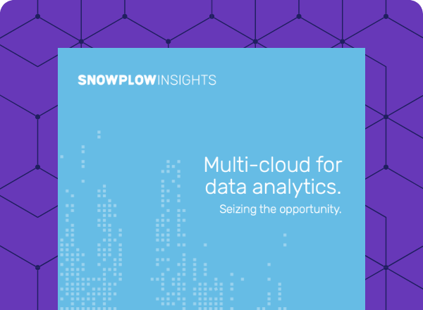 How to take advantage of multi-cloud for your data analytics stack
